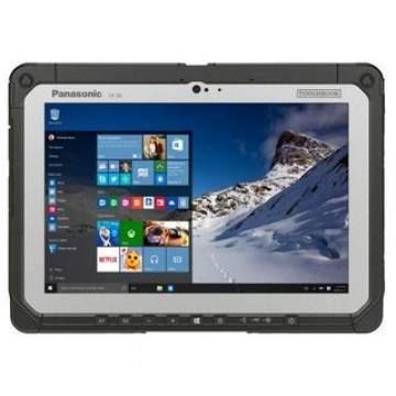 Panasonic ToughBook 20, Laptop 2-in-1 Berdesain Tangguh