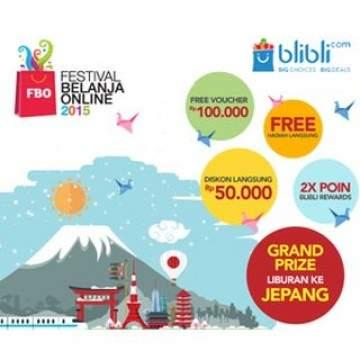 Diskon Smartphone di Atas 25% di Festival Belanja Online Blibli.com