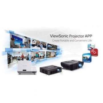 ViewSonic Rilis Tiga Aplikasi Proyektor Untuk Android dan iOS