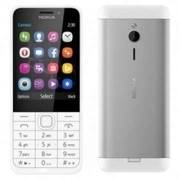 Nokia 230 Dual SIM, Ponsel Murah dengan Dual Kamera dan Bodi Aluminum