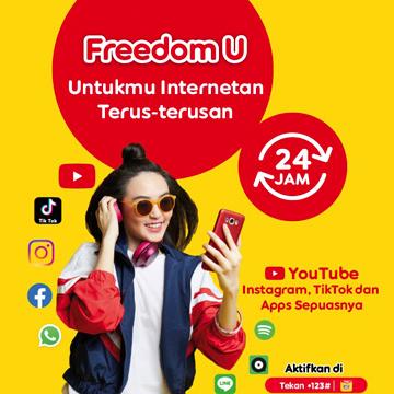 Daftar Paket Internet Indosat Ooredoo, 1 GB Cuma 3 Ribuan!