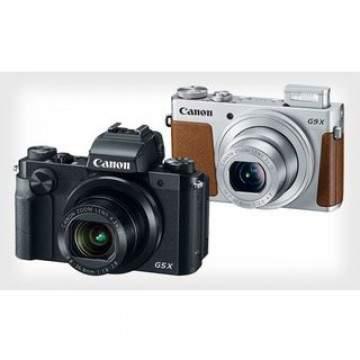 Canon Hadirkan PowerShot G5 X dan G9 X di Indonesia