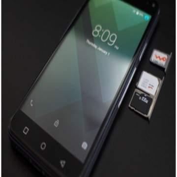 Bluboo Xfire 2, Smartphone 5 inci dengan Triple SIM Resmi Dipasarkan