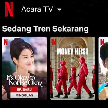 Daftar Harga Baru Langganan Netflix dengan PPN 10 Persen