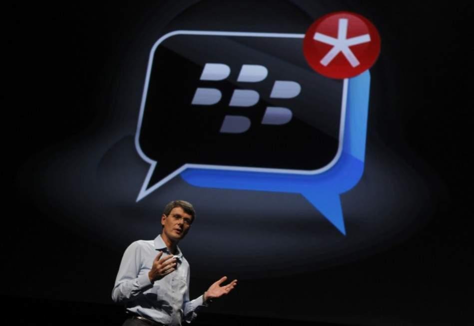 Sejarah Blackberry Messenger atau BBM