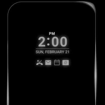 """LG G5 dengan Layar """"Always On"""" Meluncur 21 Februari 2016"""