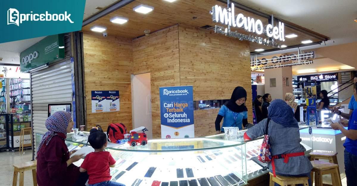 Milano Cell, ITC Kuningan, Mall Ambassador