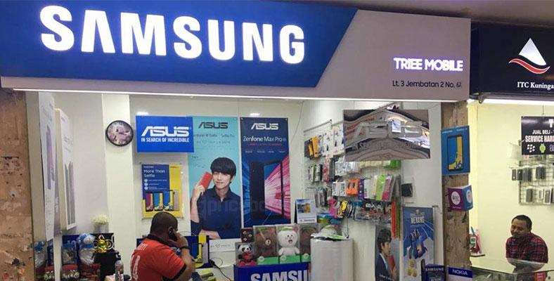 Triee Mobile, ITC Kuningan, Mall Ambasador