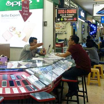 3 Toko Hp di ITC Kuningan, Mall Ambassador yang Jual Hp Murah