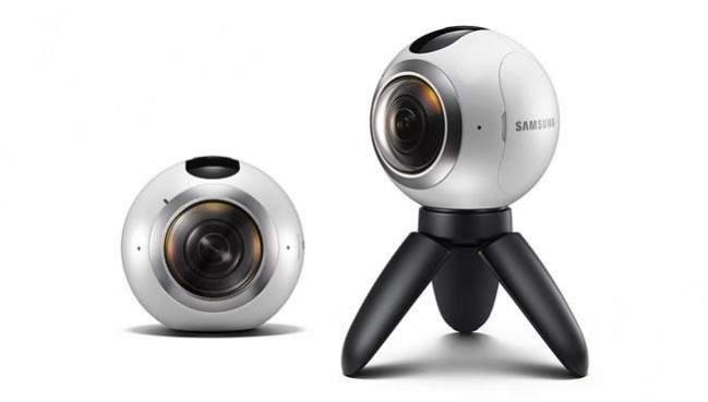 Samsung Camera Gear 360