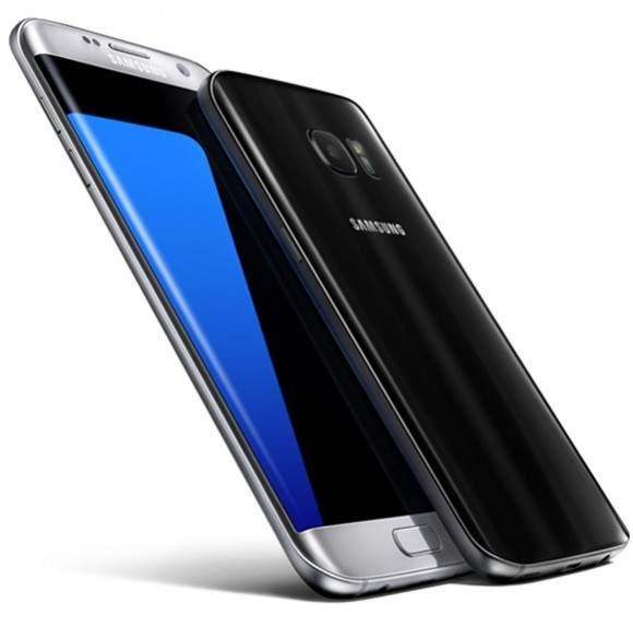 Desain Galaxy S7 Edge