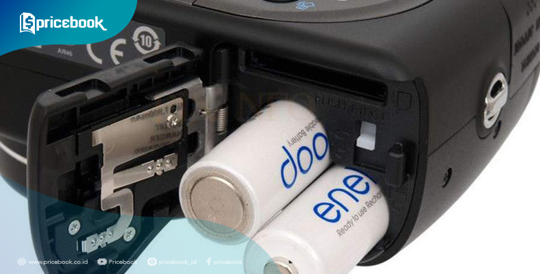 baterai kamera digital