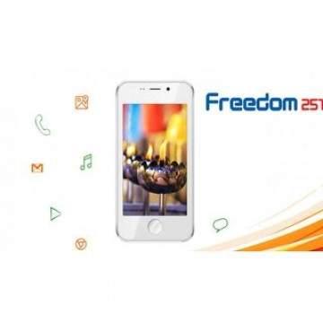 Freedom 251, Smartphone Termurah di Dunia Cuma 50 Ribuan Saja