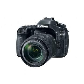 Canon EOS 80D, Lekukan Body dan Letak Tombol Beda Dari EOS 70D