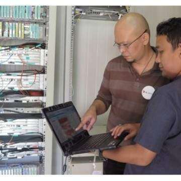 XL Sukses Layani Kebutuhan Data Pelanggan Pada Gerhana Matahari Total Kemarin