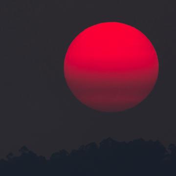 Malam Ini! Tips Memotret Bulan Saat Gerhana Bulan Penumbra