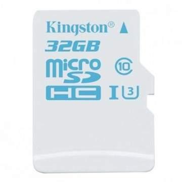 Kingston Action Camera UHS-I U3, Memory Card Tahan Air Buat Action Camera
