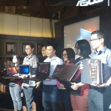 ASUS Rilis 7 Laptop Gaming di Indonesia Harga Mulai Rp 13-80 Juta