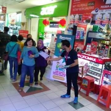 Kunjungi Mall Ambassador, Belanja di Toko Rekomendasi Kami Gratis Hippo Caby Mini Cable