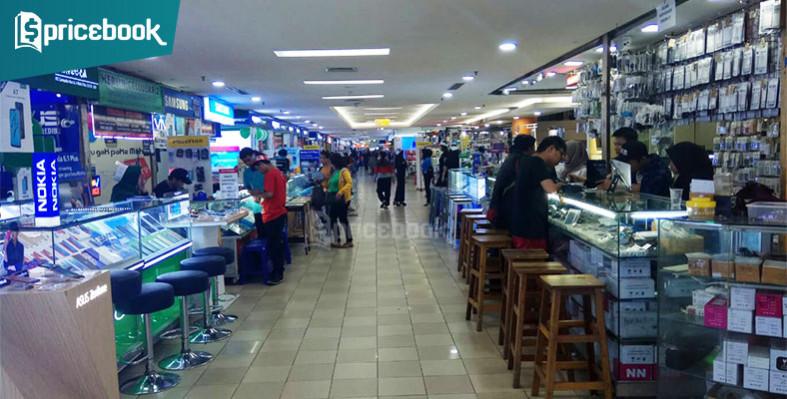 Toko Hp Di Itc Cempaka Mas Rekomendasi Pricebook Pricebook