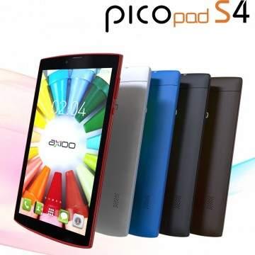 Axioo Picopad S4 dan Axioo Picopad S4+ Dirilis, Tablet Android Murah Harga Sejutaan