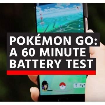 4 Hape Adu Kuat Daya Baterai Saat Main Pokemon Go, Siapa Menang?