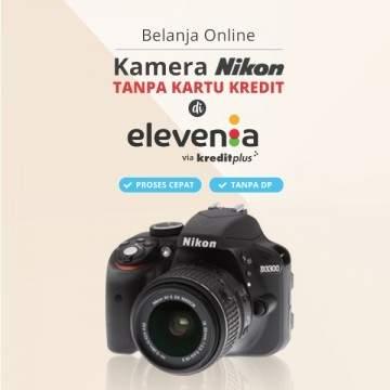 Kredit 5 Kamera DSLR Nikon Terbaik Tanpa Kartu Kredit Via elevenia