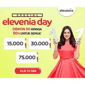8 Smartphone Ini Makin Murah di Promo Elevenia 11.11, Bisa Kredit Lagi!