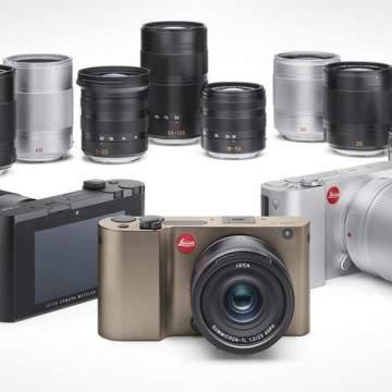 Leica TL, Kamera Mirrorless Penerus Leica T Khusus Kelas Entry