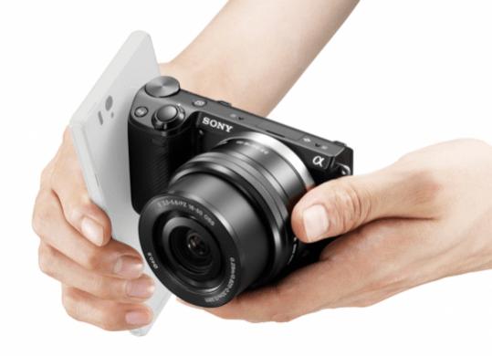 Go Digital Dalam Kamera DIgital
