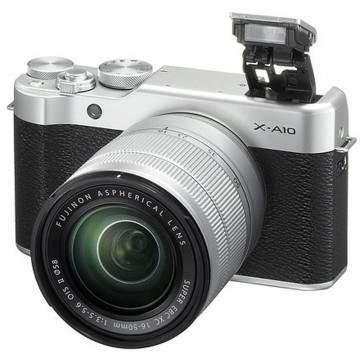 Fujifilm X-A10 Dirilis Sebagai Kamera Mirrorless Murah Fitur Meriah