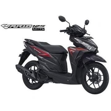 Penjualan Honda Beat dan New Vario 125 eSP Paling Laris