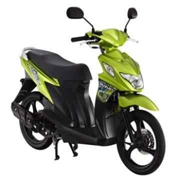 Harga Motor Matik Suzuki dan Spesifikasinya di Akhir Tahun