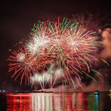 6 Cara Memotret Kembang Api di Hp pada Tahun Baru 2020