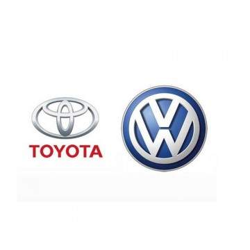 Kudeta Toyota, VW Rajai Pasar Otomotif Dunia