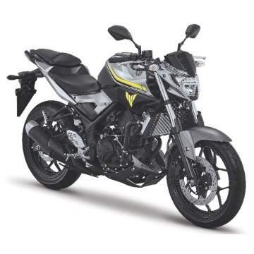 Yamaha Permak Tampang MT-25