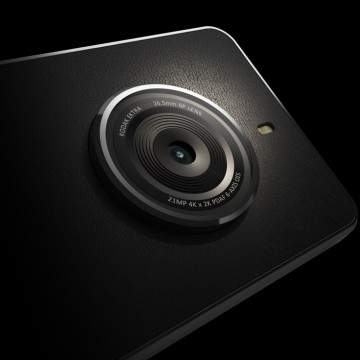 Hape Kodak Ektra, Memadukan Konsep Kamera dan Mobile