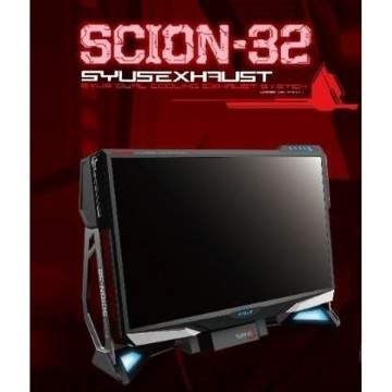 E-BLUE Scion-32, Monitor PC Hybrid Pertama Di Dunia