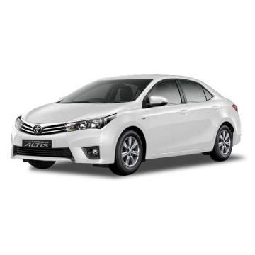 All New Toyota Corolla Altis Sapa Indonesia