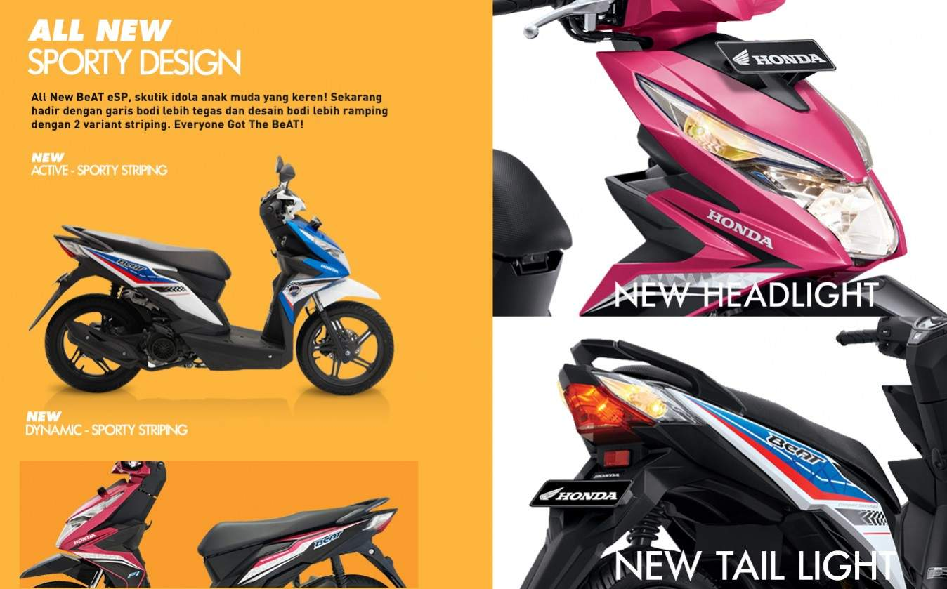 Kumpulan Harga Honda Beat Terbaru Pasti Dapet Yang Paling Murah Pricebook