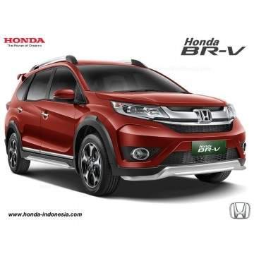 Harga Honda BR-V 2017 Berbagai Tipe yang Ada di Indonesia