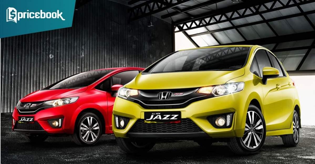 Beda Tipe Honda Jazz Rs Dan Standar 2017 Serta Harganya Di 2018 Pricebook