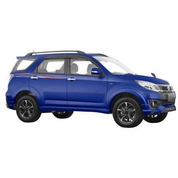 Harga dan Spesifikasi SUV Toyota Rush Februari 2017