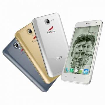 SPC Mobile Rilis Noah Smartphone, Hape Android 4G Murah
