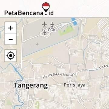 PetaBencana.id, Situs Pemantau dan Laporan Lokasi Banjir