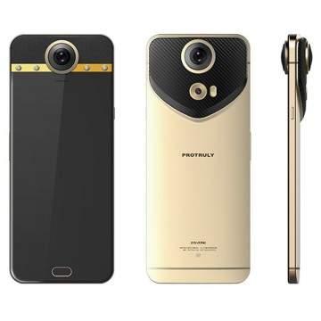 Protruly Darling, Hape Android Unik dengan Kamera 360