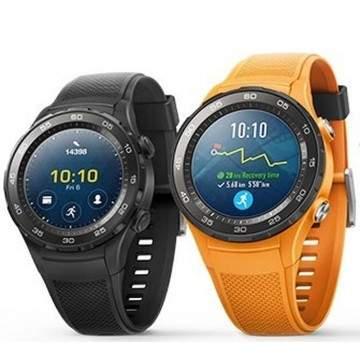 Tambah Koleksi Smartwatch, Huawei Rilis Watch 2 dengan Dukungan Android Wear 2.0