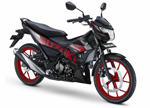 motor bebek suzuki