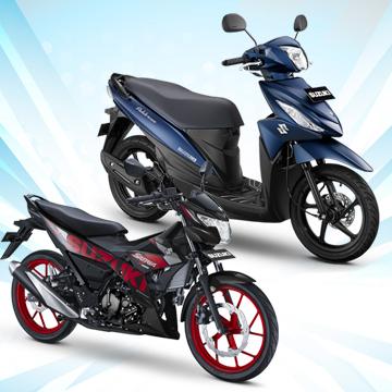 Daftar Harga Motor Suzuki Terbaru Mei 2020