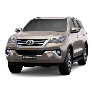 Mobil Tangguh Toyota Fortuner, Cek Harganya di Sini Bro!